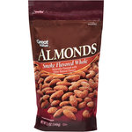Great Value Smoke Flavored Whole Almonds