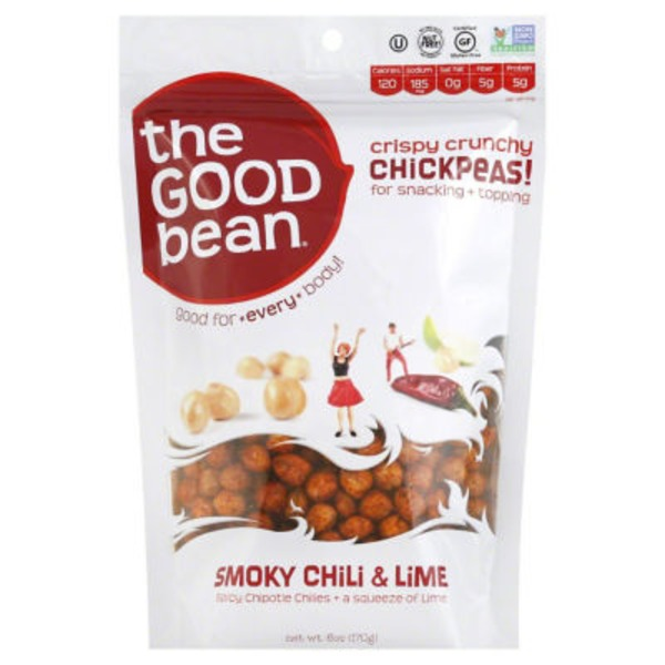 The Good Bean Smoky Chili & Lime