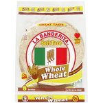 La Banderita Soft Taco Whole Wheat Tortillas