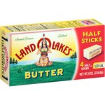 Land O'Lakes Sweet Cream Salted Half Sticks 4 ct Butter
