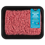 85% Lean/15% Fat Ground Beef Round Tray