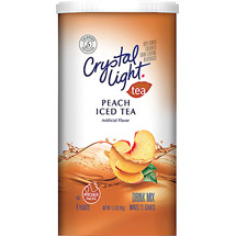 Crystal Light Sugar Free Peach Iced Tea Mix