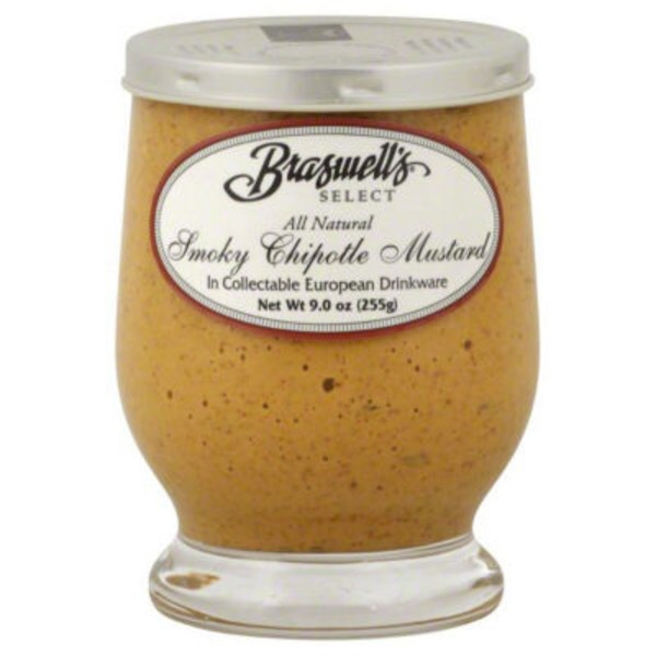 Braswell's Mustard, Smoky Chipotle