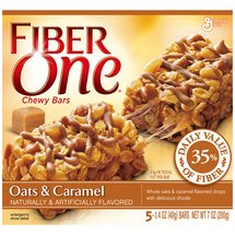 Fiber One Oats And Caramel Chewy Bars