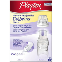 Playtex 4-oz Drop-Ins Disposable Bottle Liners BPA-Free