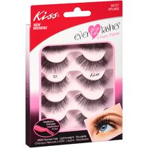 Kiss Ever EZ Lashes Eyelashes