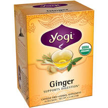 Yogi Ginger Tea Bags