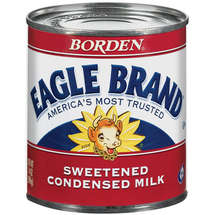 Borden Sweetened Condensed Eagle Brand Milk