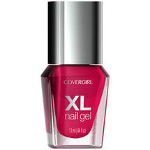 CoverGirl XL Nail Gel Whole Lotta Guava 710