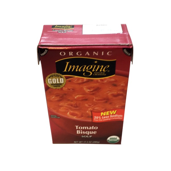 Imagine Foods Organic Tomato Bisque Soup