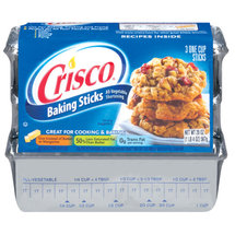 Crisco All Vegetable Shortening