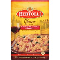 Bertolli Chicken alla Vodka & Farfalle Classic Meal for 2