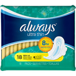 Always Pads Ultra Thin Regular Wings