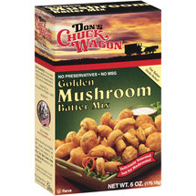 Don's Chuck Wagon Golden Mushroom Batter Mix