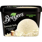 Breyers Homemade Vanilla Ice Cream