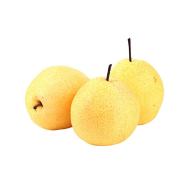 Organic Yellow Asian Pear