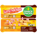 Oscar Mayer Lunchables Ham Cheddar & Mini Ritz Snack Duos