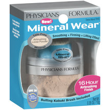 Mineral Wear Talc-Free Airbrushing Mineral SPF 30 Loose Powder Creamy Natural 7315