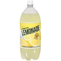 Sam's Choice Sparkling Lemonade Flavored Soda
