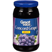 Great Value Concord Grape Jelly