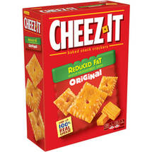 Cheez-It Reduced Fat Baked Snack Crackers