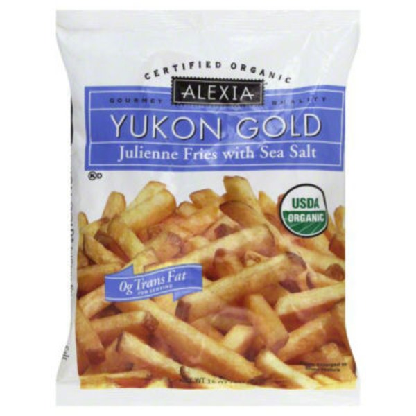Alexia Organic Yukon Select Fries