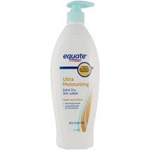 Equate Conditions And Moisturizes Ultra Lotion
