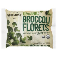 Woodstock Farms Broccoli Florets Organic