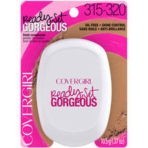 CoverGirl Ready Set Gorgeous Compact Powder Foundation Deep 315/320