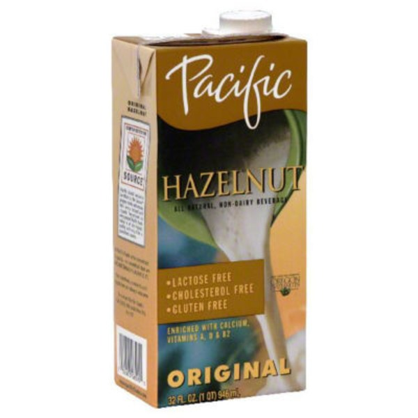 Pacific Hazelnut Original Non-Dairy Beverage