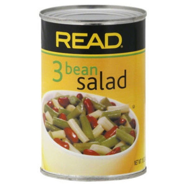Read Three Bean Salad