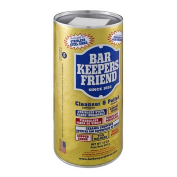 Bar Keeper's Friend Cleanser & Polish
