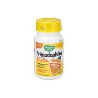 Nature's Way Primadophilus Kids Orange Flavor Chewables