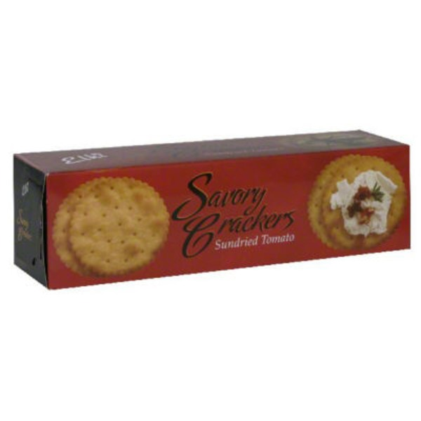 Elki Savory Cracker, Sundried Tomato