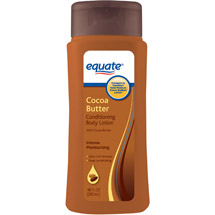 Equate Cocoa Butter Conditioning Body Lotion