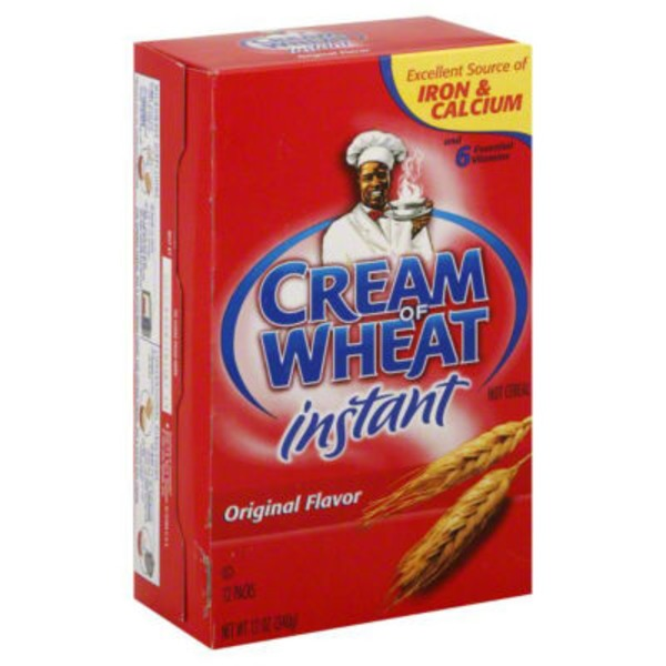 Cream of Wheat Original Flavor Instant Hot Cereal