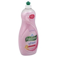 Palmolive Ultra Soft Touch with Vitamin E Concentrated Dish Liquid