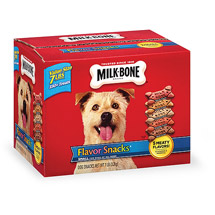 Milk-Bone Flavor Snacks Dog Biscuits - for Small/Medium-sized Dogs