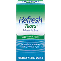 Refresh Tears Lubricant Eye Drops - .5 Oz