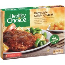 Healthy Choice Homestyle Salisbury Steak