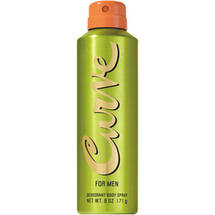 Curve for Men Deodorant Body Spray