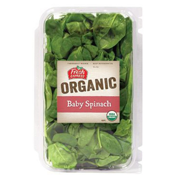 Fresh Express Organic Baby Spinach