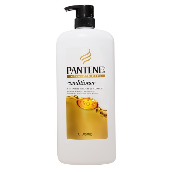 Pantene 5in1 Pantene Pro-V Advanced Care Conditioner 40 fl oz with Pump  Female Hair Care