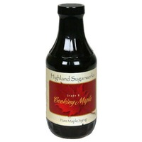 Highland Maple Grade B Cooking Syrup