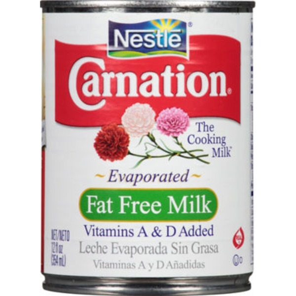 Carnation Fat Free Evaporated Milk