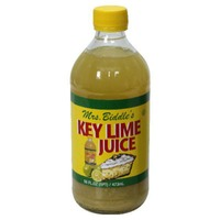 Mrs. Biddle's 100% Real Key Lime Juice