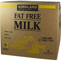 Darigold Fat Free Vitamin A & D 1 Gal Milk