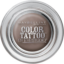 Maybelline Eye Studio Color Tattoo 24 Hour Eyeshadow Tough As Taupe