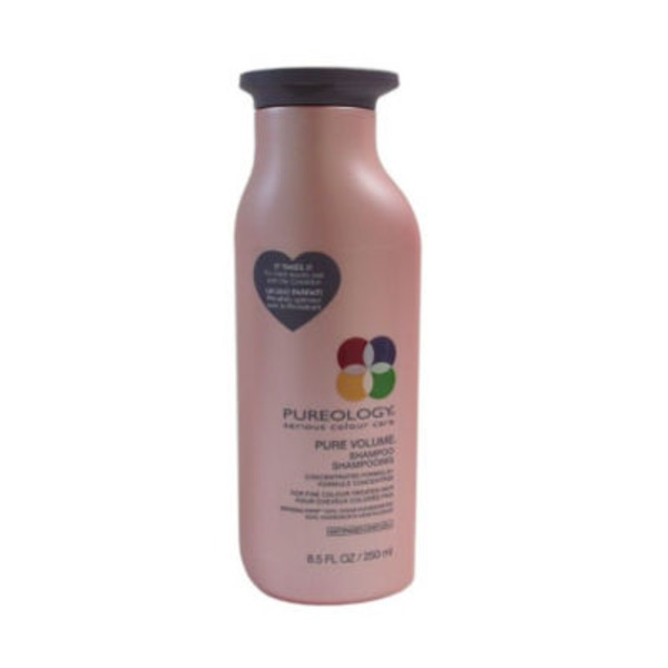 Pureology Pure Volume Shampoo For Fine Color Treated Hair