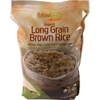 C&F Foods Inc Organic Long Grain Brown Rice
